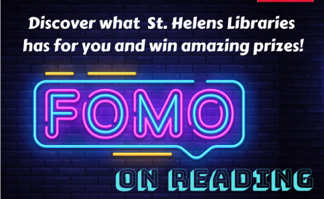 Great prizes to be won in St Helens Libraries' giveaway for teens