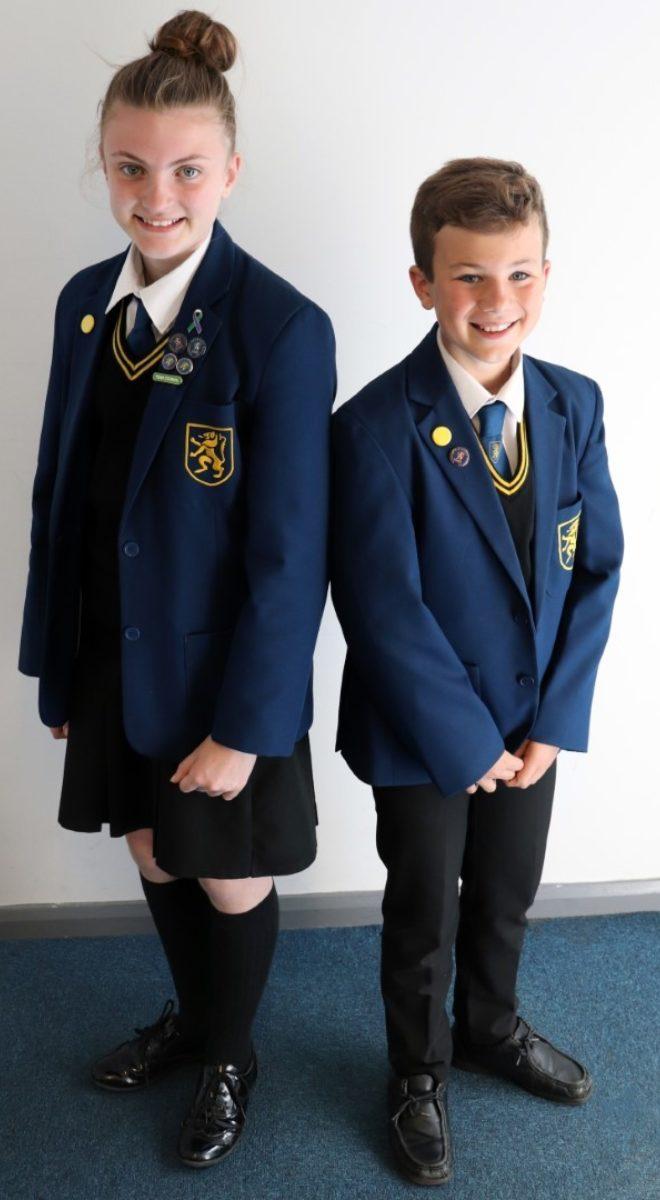 School Uniform Rainhill High School