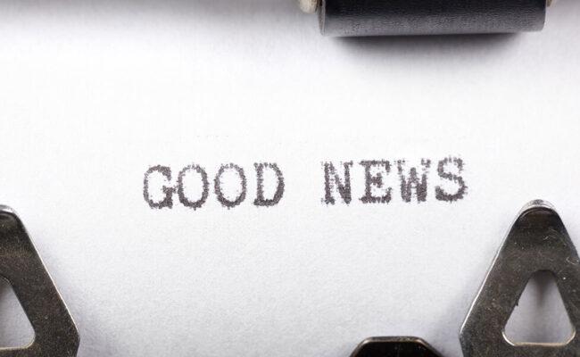 Student Good News - September 2021